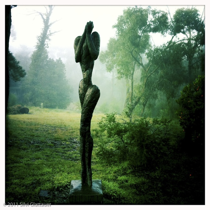 Silvi_Glattauer_George_Baldessin_Sculpture_s