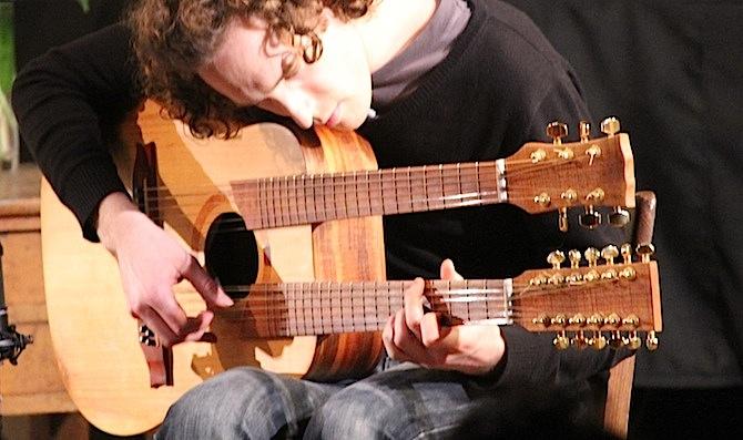 Chris Wynne Guitars 23