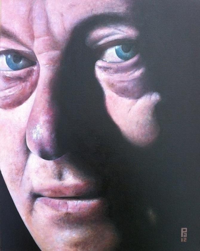 Peter Allen NTA Portrait