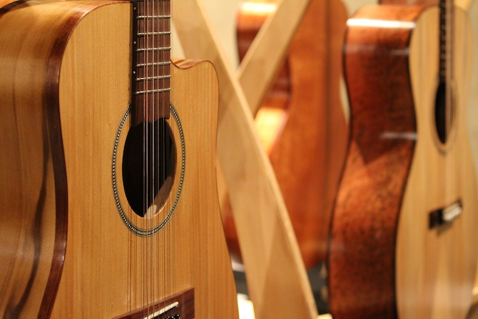 Beyond the Trees-  A celebration of Thomas Lloyd Guitars.