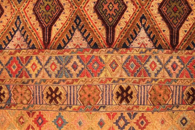 The Rug Maker of Mazar-e-Sharif